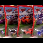 4 Impound Cars die-cast rare from Disney Pixar Boost Wingo Snot Rod Mcqueen DJ