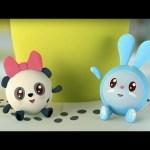 Малышарики – Неизвестные следы (5 серия) | Развивающие мультфильмы для самых маленьких 1,2,3,4 года