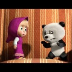 Маша и Медведь – Дальний родственник (Трейлер)