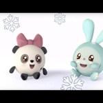 Малышарики – Ёлка (9 серия) | Развивающие мультфильмы для самых маленьких 1,2,3,4 года
