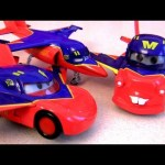 Air Mater 3-pack Disney store Falcon Hawk Disney Planes Lightning Hawk Mcqueen + Mater Hawk