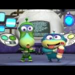 Обезьянки из космоса (Alien Monkeys) – Ядовитый паук (30 серия)