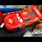 Animated Talking alarm clock Cars 2 Lightning Mcqueen Disney Pixar