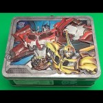 Baby Big Mouth Surprise Egg Lunchbox! Transformers Edition!