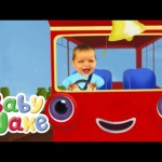 Baby Jake – Fun Driving The Bus
