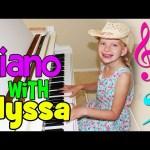 Bach Prelude in C || Piano with Alyssa