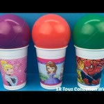 Ball Surprise Cups Justice League Mashems Batman Disney Princess Fashems My Little Pony Squishy Pops