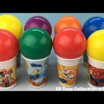Balls Surprise Cups Spider Man Transformers Star Wars Shopkins Minions Fashems Surprise Eggs & Toys