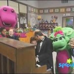 Barney & Friends: Classical Cleanup (Season 3, Episode 10)