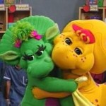 Barney & Friends: Oh, Brother…She's My Sister (Season 4, Episode 18) (Spanish Version)