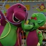 Barney & Friends: Red, Blue and Circles Too! (Season 2, Episode 4)
