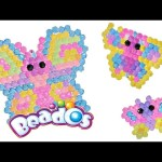 Beados Gemstone Butterfly Suncatcher Kit | How To Make Cute DIY Crafts for Kids by DCTC