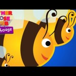 Bees – Mother Goose Club Playhouse Kids Video
