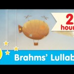 Brahms' Lullaby ♥ 2 HOURS ♥ Baby Sleep Lullaby Music