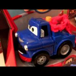 Carros 2 Shake n Go IVAN MATER da Fisher-Price Disney Mate in disguise