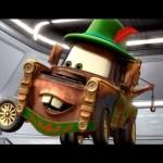 Cars 2 German Truck Materhosen diecast Disneystore Disney Pixar Mater in disguise
