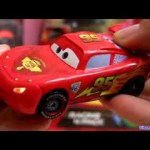 Cars 2 Lights and sounds Lightning Mcqueen die-cast Disney Pixar talking toys