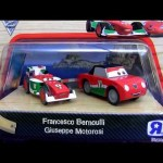 Cars 2 Wood Francesco Bernoulli Wooden Giuseppe Motorosi ToysRus Disney Pixar car-toys