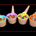 Colors Skittle  Candy Ice Cream Surprise Toys  Inside Out Peppa Pig Shopkins Princess Palace Pets