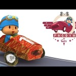 CRAFTS ✄✎ Pocoyo & Cars: Make Your Own Race Cars!
