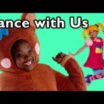 Dance With Us | Nursery Rhymes from Mother Goose Club!