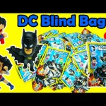 DC Comics Super Heroes Blind Bag Figures
