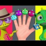 Dinosaur Finger Family   Dino Finger Family   Nursery Rhymes For Children