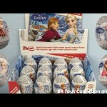 Disney Frozen Chocolate Surprise Eggs Huevos Sorpresa 에그몽 에그 킨더 서프라이즈