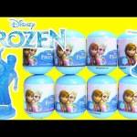 Disney Frozen Deluxe Mini Figurines in Frozen Capsules