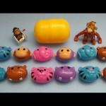 Disney Frozen Surprise Egg Learn-A-Word! Spelling Bathroom Words! Lesson 16
