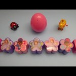 Disney Frozen Surprise Egg Learn-A-Word! Spelling Bathroom Words! Lesson 9