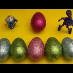 Disney Frozen Surprise Egg Learn-A-Word! Spelling Fruit! Lesson 2
