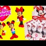 Disney Minnie Mouse Chocolate Surprise Eggs