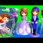 Disney Sofia the First Blind Bags NEW 2016 Mini Figures Opening Full Case + Disney TsumTsum