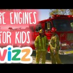 Fire Engines For Kids