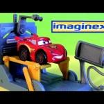 Fix Lightning McQueen Tires CARS 2 Imaginext Race Around World car-toy Disney Pixar Disneycollector