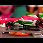 Francesco Bernoulli Color Changers Shifters Cars 2 Disney Pixar water toys by Disneycollector