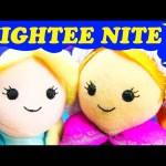 Frozen Elsa Anna Night Time Story Disney Frozen Finger Puppets Playset ToyGenie