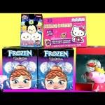 Frozen Vinylmation Limited Edition Vinyl Figures, Disney Tsum Tsum Chocolate Surprise eggs