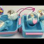 Glitzi Globes Disney Frozen Jewellery Pack Create Mini Snow Globes with Queen Elsa, Olaf and Sven