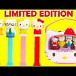 Hello Kitty Pez Dispensers Limited Edition