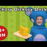 Hickory Dickory Dock and More | Nursery Rhymes from Mother Goose Club!