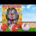 Humpty Dumpty Surprise Egg, Kinder Surprise Eggs