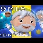 It's Raining It's Pouring | Plus Lots More Nursery Rhymes | From LittleBabyBum!