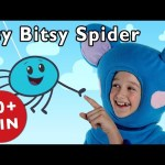 Itsy Bitsy Spider and More | Nursery Rhymes from Mother Goose Club!