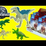 Jurassic World 2015 Surprise Blind Bags with Dinosaurs Indominus Rex