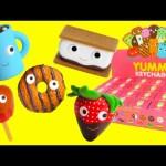 Kidrobot Yummy World DESSERTS Keychain