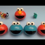 Kinder Surprise Egg Learn-A-Word! Spelling Water Buddies! Lesson 6