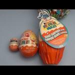 Kinder Surprise Eggs Learn Sizes Big Bigger Biggest!