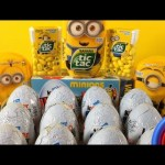 Kinder Surprise Minions from Minions Movie 2015